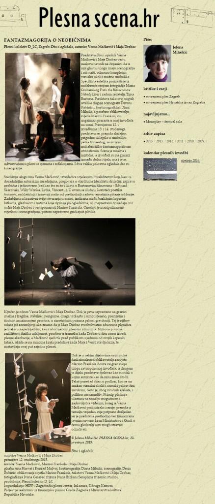 2015-23-12 Plesna scena - Fantazmagorija o neobičnima